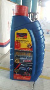 dana-2ow50-sn-gasoline-engine-oil-made-in-uae-dubai-for-automotive-lubricant-engine-oils